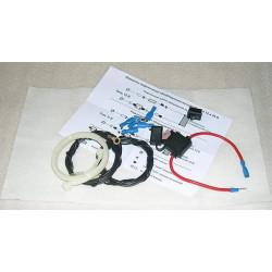 Установочный комплект для подключения обогревателей арт. 008.0001 - 008.0006 на напряжение 12/24 В