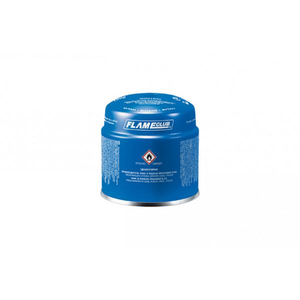 Картридж газовый прокольный Flameclub G-190 / 82001 GAS 190g / 400 ml