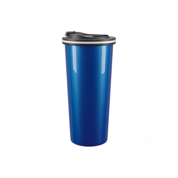 Термокружка 450 мл, TRAVEL / 99070-1, BLUE