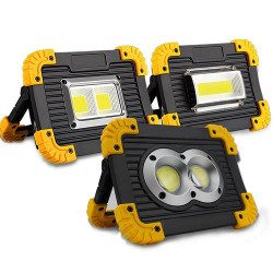 Светодиодные фонарики и прожектора