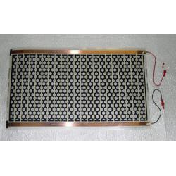 Инфракрасный плёночный обогреватель 12V, 30W, 30х50см